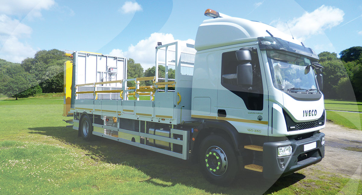 Specialist Traffic Management Vehicles