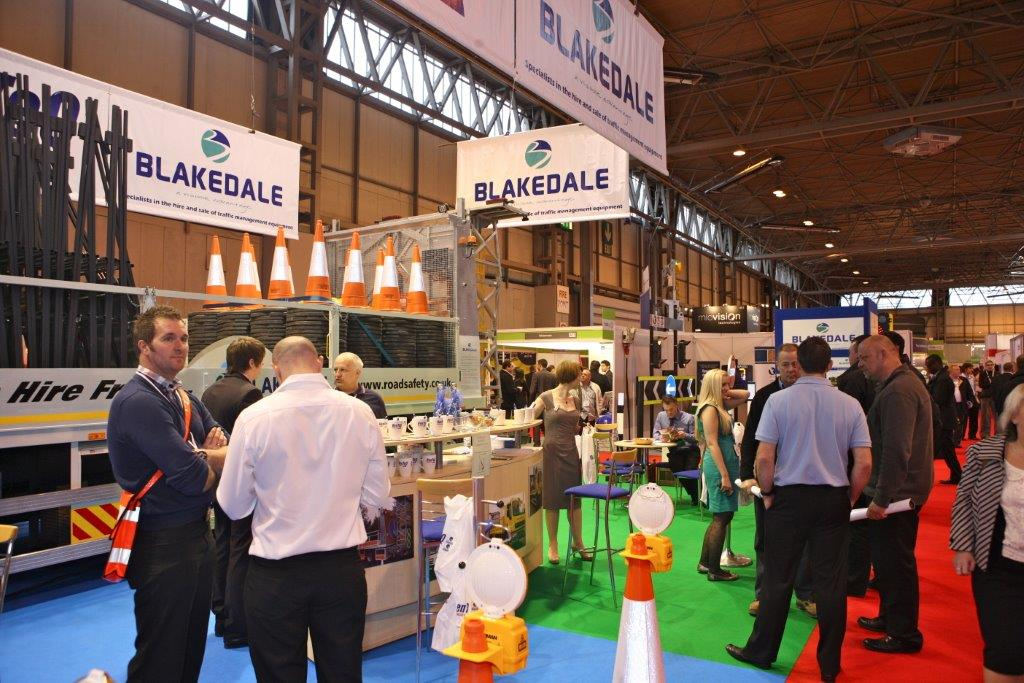 Exhibiting at Traffex 2011