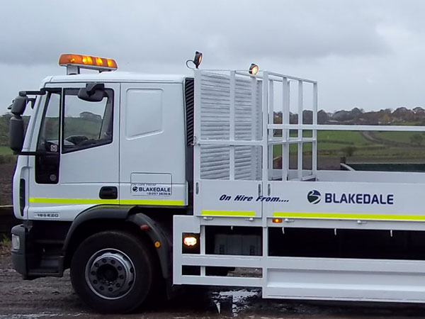 7 2t Amp 7 5t Traffic Management Vehicles Blakedale
