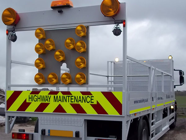 7.2t & 7.5t Traffic Management Vehicles