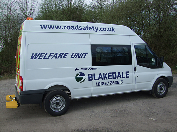 3.5t Mobile Welfare Vehicles