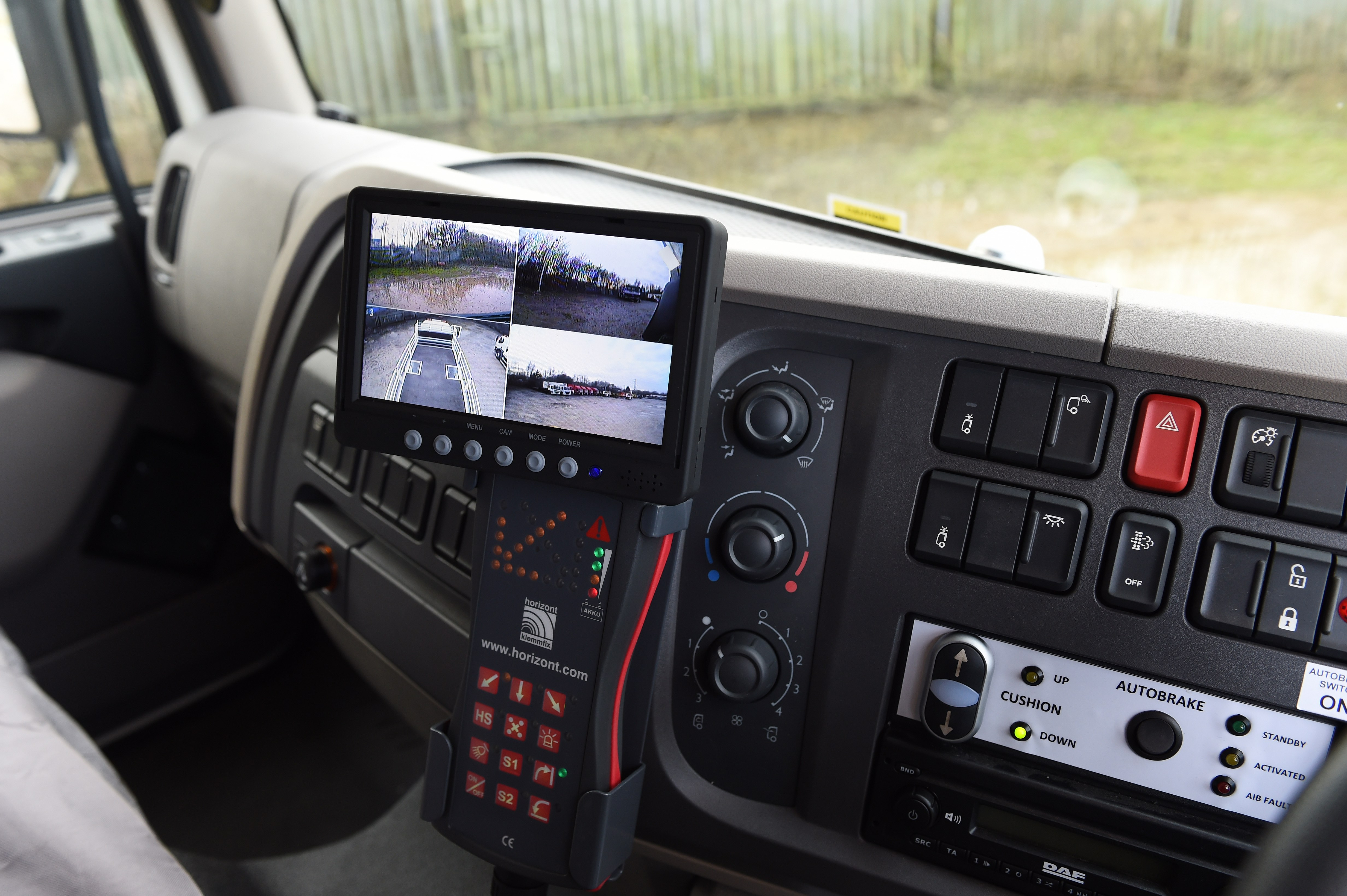 Blakedale's new multi-camera system boosts Crash Cushion safety