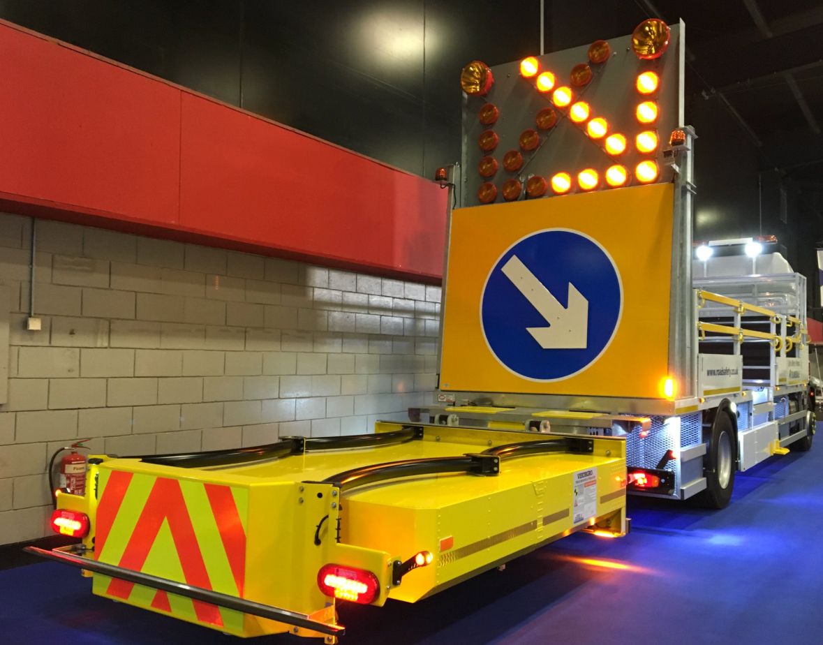 Blakedale unveils new, safer and spacious IPV at Highways SIB