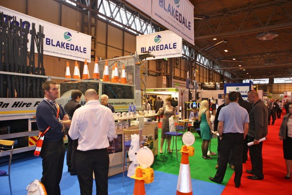 Blakedale is going to Traffex, see you there!